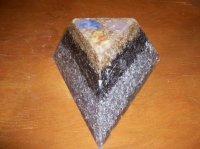 Orgpnito Pirámide Tetraédrica Truncada