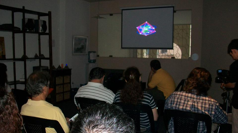 charla masajes grande en Córdoba