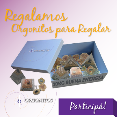 Regalamos Orgonitas Orgonites Orgonitos