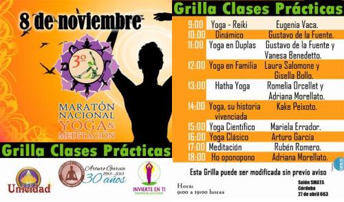 Orgonitos Maratón Nacional de Yoga y Meditación-2