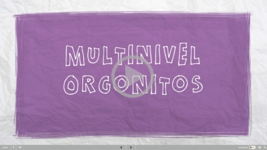 Multinivel Orgonitos