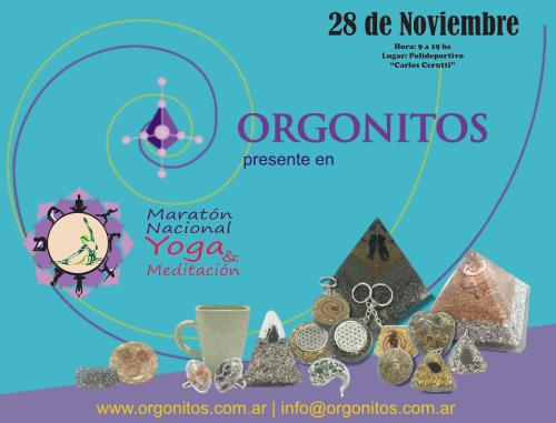 Maraton nacional de yoga y meditacion